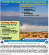 Fire Weather Warning in Effect, AV to Santa Barbara