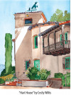 July 10: Library Exhibit Features Watercolorist Cecily Willis