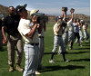 West Ranch Athletes Get a Marine Boot Camp Workout