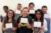40 Hart District Students are National Merit Scholars