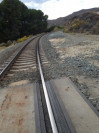 County: Briggs Road Residents Can Use Rail Crossing