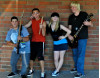 Local Teen Bands to Rock Concert in the Park Saturday