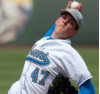 Hart Alum Bauer Strong in Double-A Debut