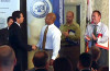 Returning Heroes Thanked for Post-9/11 Service <small>(Video)</small>