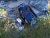 Possible ID of Car Owner in Earlier Lake Hughes Crash