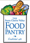 Caroling Group Collects More Than 100 Pounds of Food for SCV Food Pantry