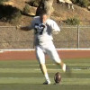One-armed Kicker Fights Odds to Play COC Football