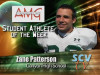 Zane Patterson, Canyon: Student Athlete of the Week
