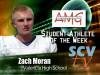 Zach Moran, Valencia: Student Athlete of the Week