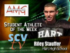 Riley Stauffer, Hart: Student Athlete of the Week