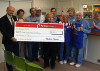 Pardee Donates Cash to Feed the Hungry