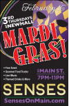 Mardi Gras in Newhall