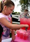 Lemonade Stand, Petition to Help Save Teachers' Jobs