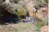 Motorcyclist Killed on San Francisquito Canyon