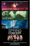 May 22: Hart High Spring Concert 7PM