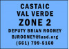 Blotter: School Vandalism, Scammer Top List in Castaic-Val Verde
