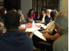 Teachers Meet with Business Leaders (VIDEO)