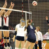 Menlo College Women's Volleyball Team Ends Mustangs' Season 3-1
