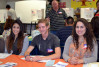 Hart District Students Get Involved on Election Day