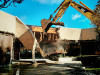 COC Admin Building Comes Tumbling Down (Video)