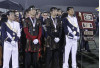 West Ranch Band, Colorguard Brave the Rain to Win Gold