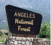 Angeles National Forest Ending Closure Order