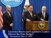 Local School Officials Address State Budget Deal (Video)