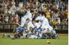 UCLA Baseball Team Brings Trophy Home (Video)