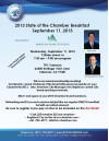 Sept. 11: Striplin, Arnold to Speak at Annual Chamber Member Meet