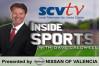 """""""Inside Sports"""" Moving to Monday Nights on SCVTV"""