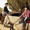 Antonovich Trail Dusters Ride Going to Tejon Ranch