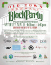 Saturday: Newhall Block Party Precedes Tree Lighting