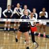 Westmont Blanks TMU Women's Volleyball Team 3-0