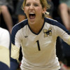 Mustangs Volleyballers Corralled by Vanguard 3-1