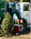 Christmas Tree Recycling Offered Through Jan. 11