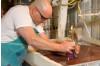 Glass Sculpture Artist Moves Studio to SCV (Video)