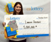 21-Year-Old COC Student is Million-Dollar Lottery Winner