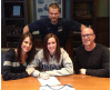 TMC Volleyball Signs Hitter from Scottsdale