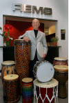 Remo to Donate 30 Drums to SCVi Charter School