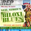REP's Got the Biloxi Blues in March