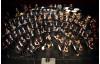 Concert Band Music Fills Hart High Auditorium