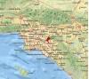 Flurry of Quake Activity Centered Around La Habra, Brea
