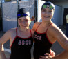 SCCS Wins in Golf, Sofball; Firsts and a Personal Best in Swimming