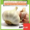 June Art SLAM Highlighting Garlic