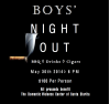 'Boys' Night Out' With Kellar to Benefit Domestic Violence Center