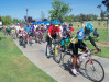 Residents Roll Out to Hit the Trail