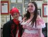 SCVi Students Staging Civil War Reenactment
