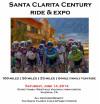 June 14: Santa Clarita Century Ride & Expo