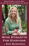 SCV Wine Aficionado Writes E-Book
