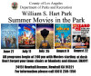 Free Family Movies In Hart Park, June-August